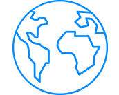 World-Wide Coverage icon