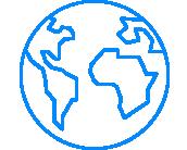 World-Wide Coverage icon